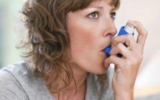 Кашель при астме или что такое астматический кашель его симптомы и лечение