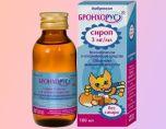 Бронхорус — сироп при кашле, инструкция по применению для детей