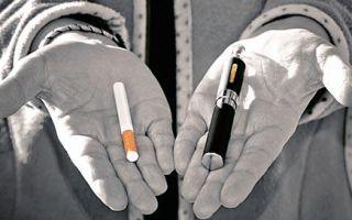 Кашель от электронных сигарет — методы борьбы и лечения