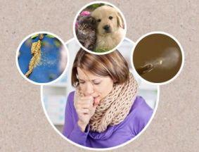 Аллергический кашель, его симптомы и лечение