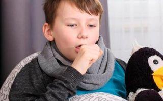 Как и чем лечить остаточный кашель у ребенка, а так же его причины