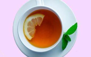 Чай от кашля — в дополнение к основному лечению