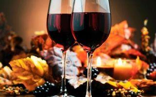 Вино как действенное средство от кашля