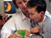 Что делать если кашель у ребенка доходит до рвотного рефлекса
