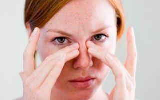 Причины возникновения кашля при гайморите и методы его лечения