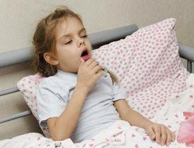 Лечим затяжной влажный кашель у ребенка