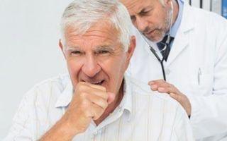 Кашель у пожилых людей (старческий кашель), его причины, трудности диагностики и особенности лечения