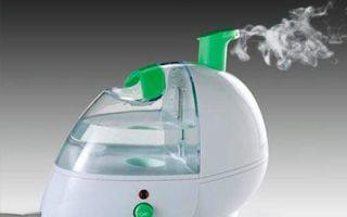 Может ли быть кашель от увлажнителя воздуха или он наоборот помогает?