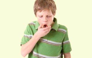 Кашель со свистом (свистящий кашель) у детей и взрослых — причины и лечение