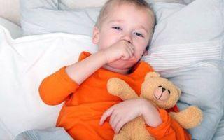 Кашель по утрам у ребенка: основные причины, правильная диагностика и лечение
