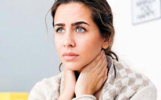 Как лечить кашель при ларингите и что делать, если он не проходит?