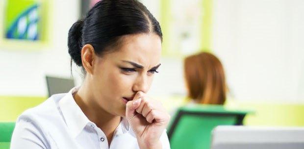 кашель на нервной почве симптомы
