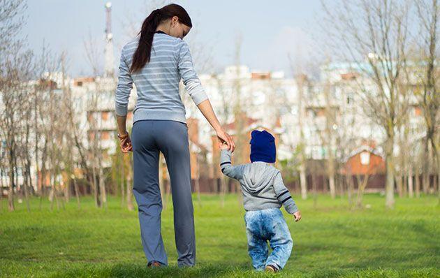 можно ли гулять при кашле ребенку