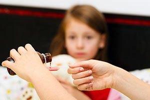 долго не проходит влажный кашель у ребенка