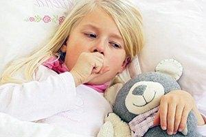 кашель на нервной почве у ребенка