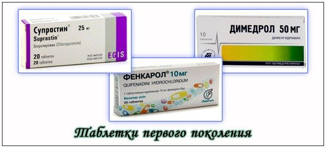 лекарство от аллергического кашля