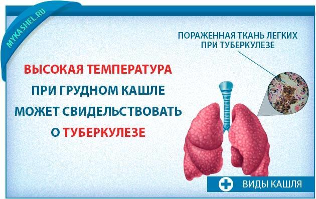 Туберкулез это очень страшно