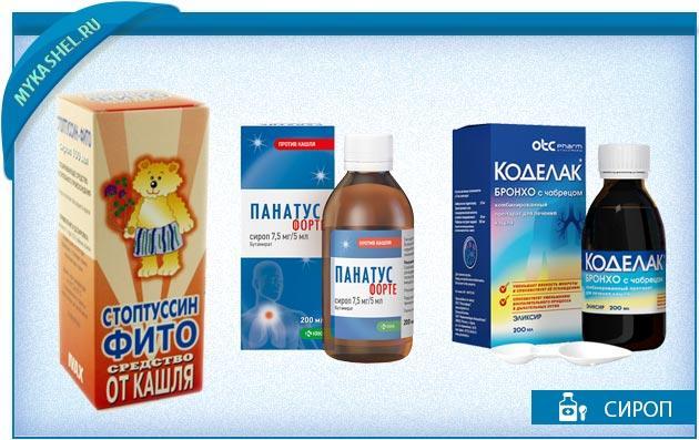 аналоги бронхолитина без рецепта в аптеке